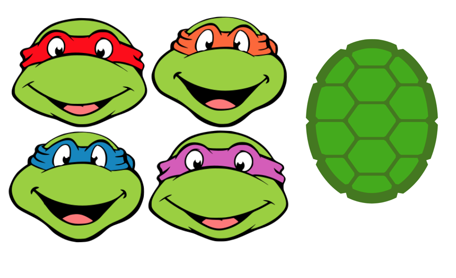 20+ Ninja turtles clipart png info