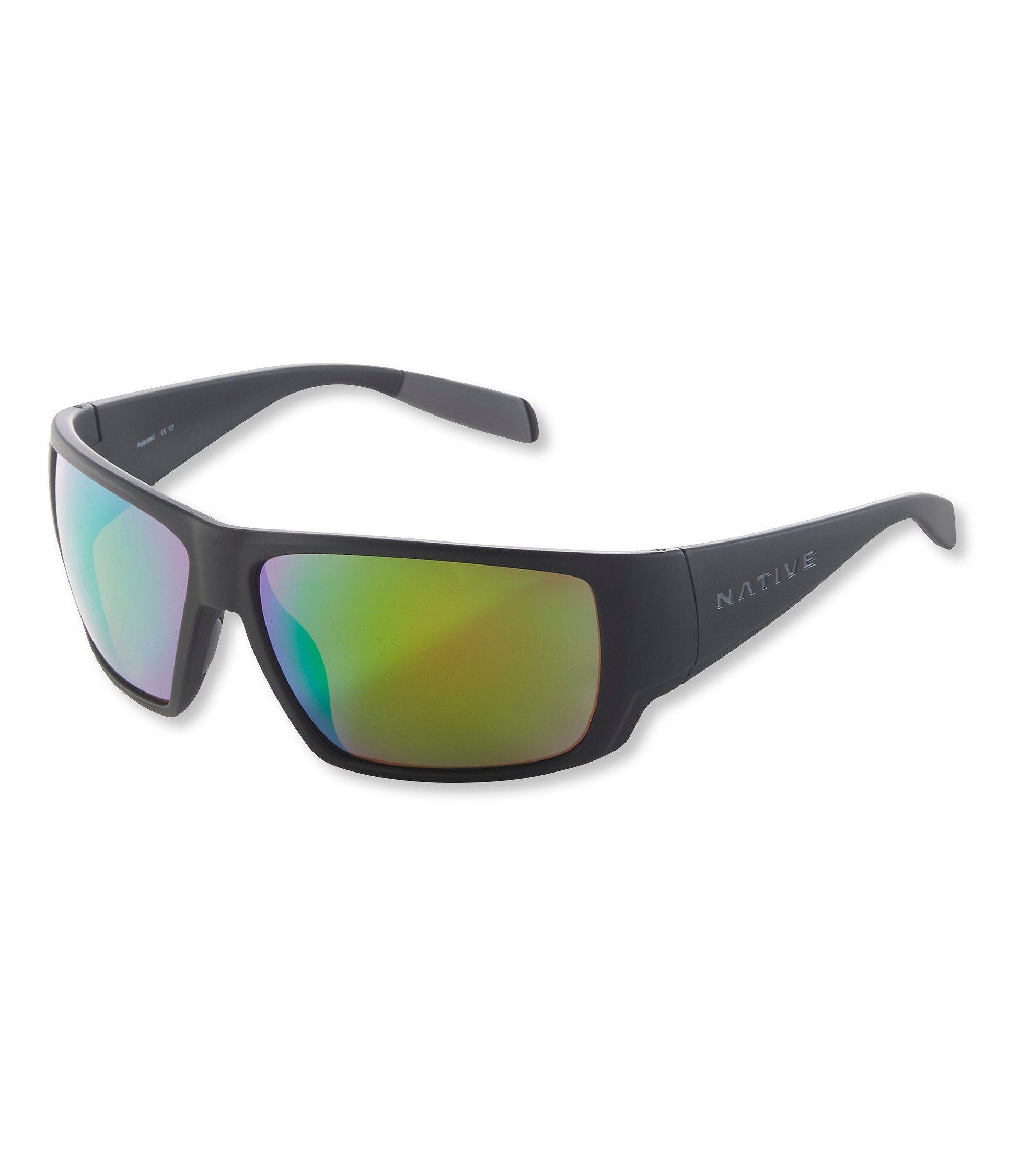 e406d24cbe Native Sightcaster Polarized Fishing Sunglasses
