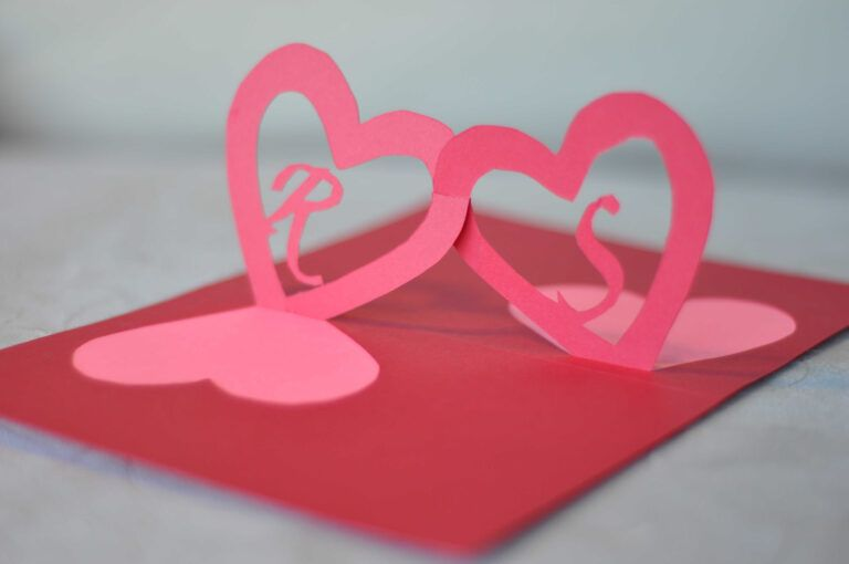 Pop Up Card Tutorials And Templates Creative Pop Up Cards Pertaining To 3d Heart Pop Up Card Template Pd In 2020 Pop Up Card Templates Heart Pop Up Card Pop Up Cards