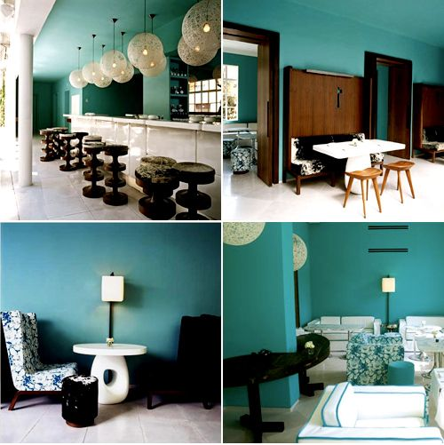 Condesa Df Hotel In Mexico City Via The Style Files