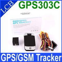 2014 Personal tracker GPS/GSM/GPRS Motorcycle GPS TRACKER GPS303C Powerful Realtime Handheld and Vehicle tracking free shipping