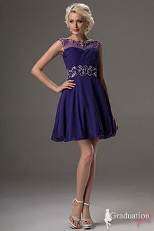 8th Grade Graduation Dresses With Straps - G0725 | Grad ...