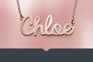 livraison gratuite mon collier prenom