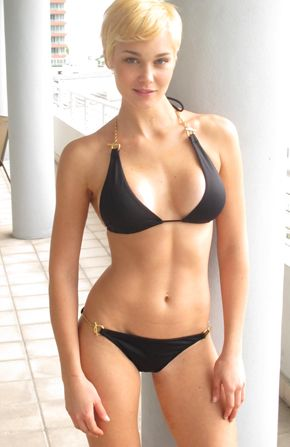 Formfit string bikini