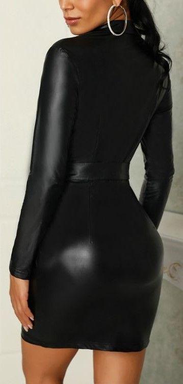 Fashion 3 in 2020 | Kurzes schwarzes kleid, Schwarze ...