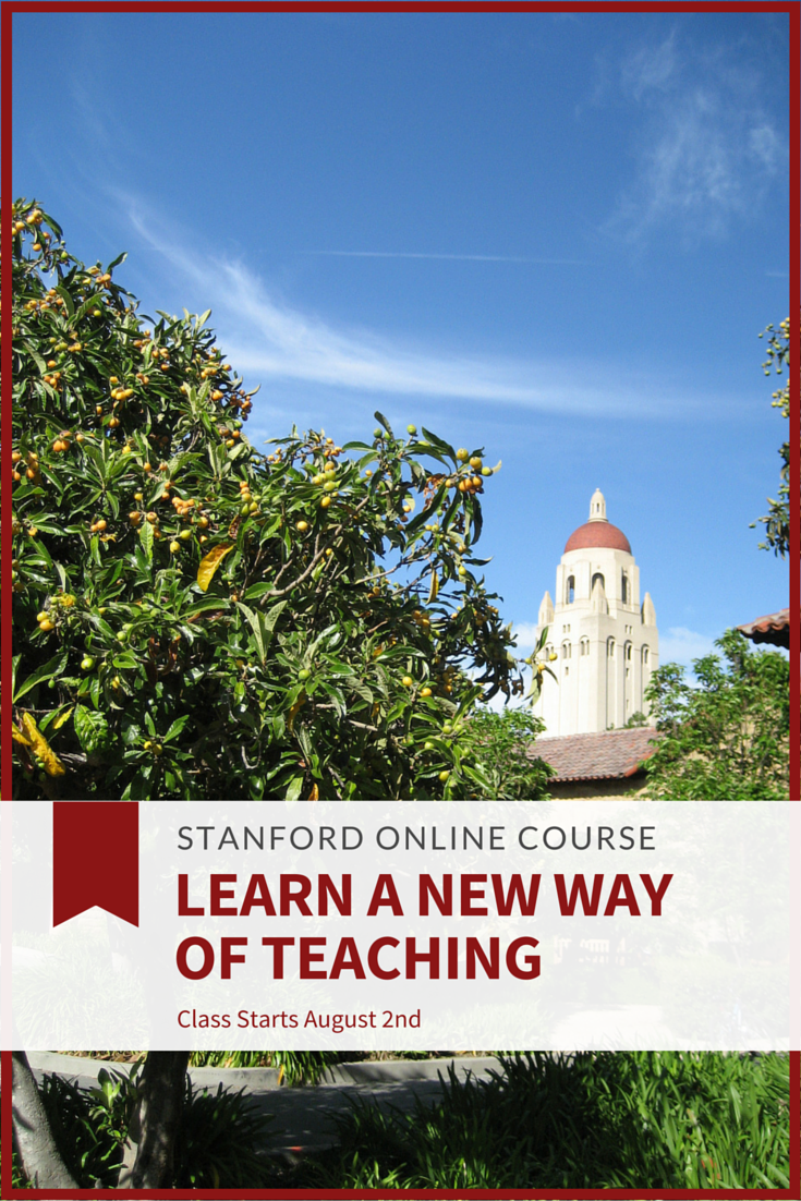 Effective Conversation in the Classroom: Learn powerful practices to enrich your teaching and your students' learning. Three-week online course from Stanford.