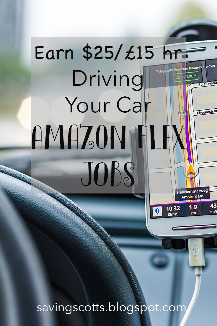 We all love flexible job opportunity and Amazon Flex is a