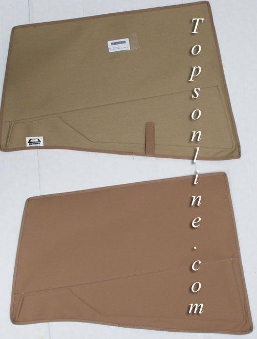 Convertible Tops Accessories 1950 Thru 1952 Mgtd 2 Bow Top Frame Convertible Top Convertible Bow Tops