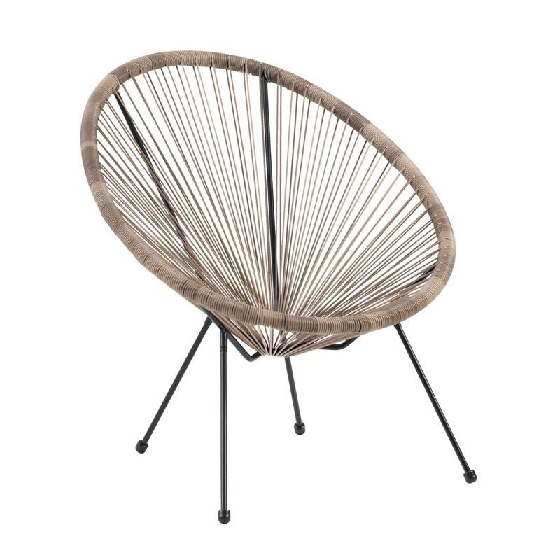 Ubberup Patio Chair Nature Outdoor Jysk Canada In 2020 Patio Chairs Chair Green Chair