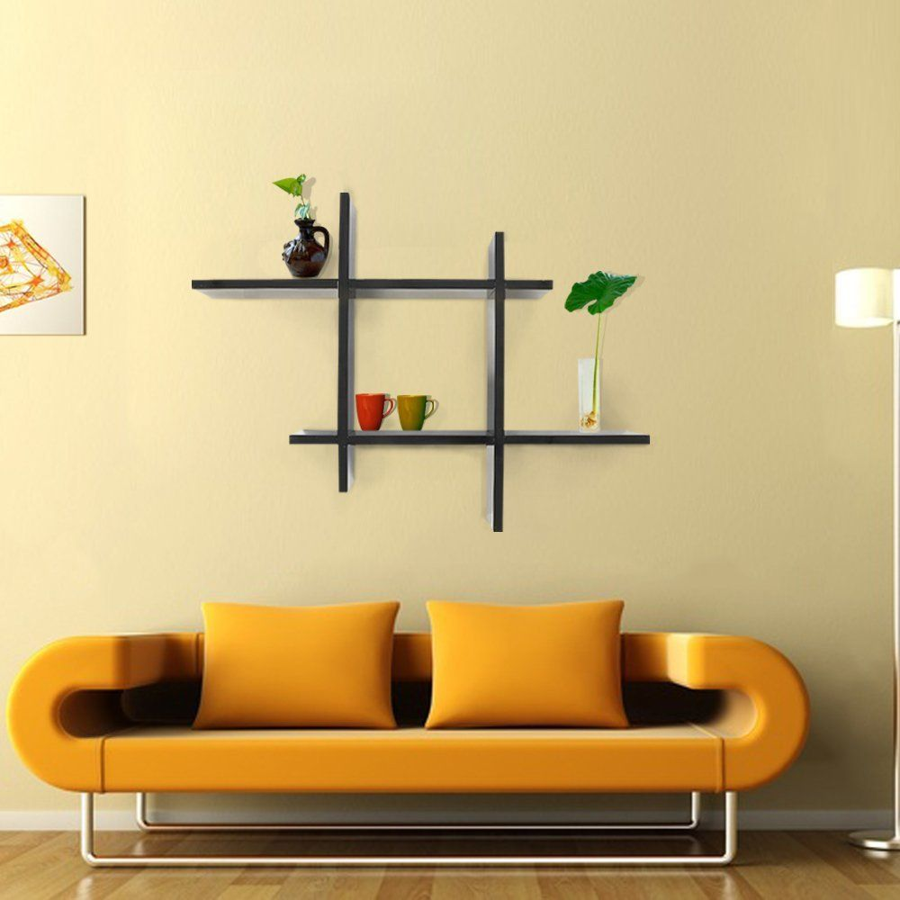 Delighted Wood Decorative Shelves For The Wall Contemporary - The ...