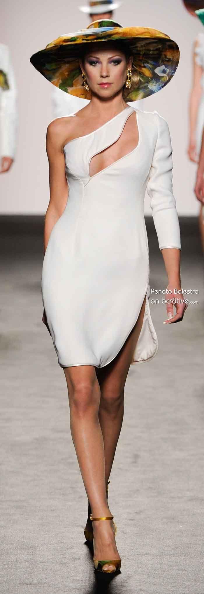 Renato Balestra Spring Summer 2012 Couture | Kleider