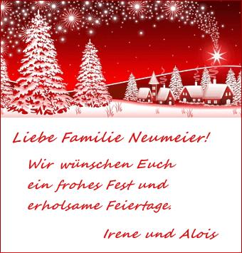 Weihnachten Fest Der Familie Spruche Weihnachtskarte Grusse Weihnachtsgrusse Weihnachtskarten
