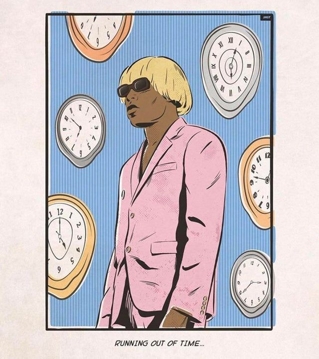 Tyler The Creator Tyler The Creator Wallpaper Tyler The Creator Art Collage Wall