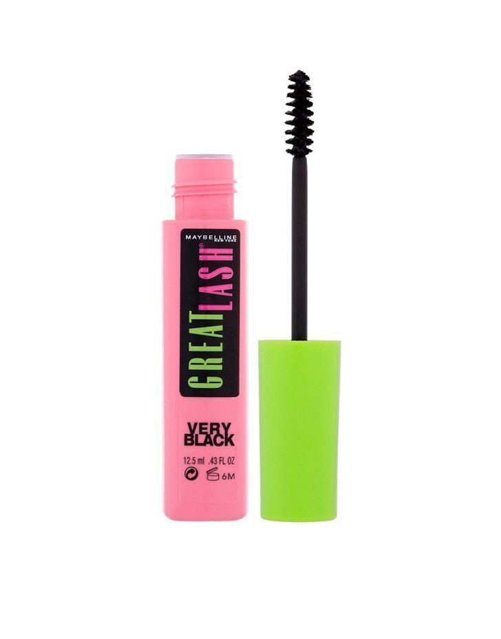 Pin for Later: 10 Maybelline Products That Are as Awesome as They Are Affordable Maybelline Great Lash Mascara