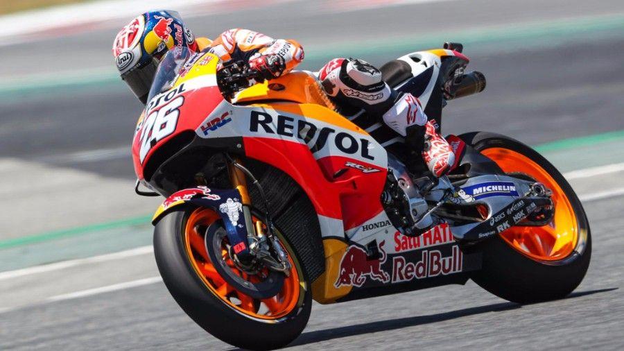 Motogp Catalunya Dani Pedrosa Takes Pole Position In Barcelona Gp Motogp Honda Ducati