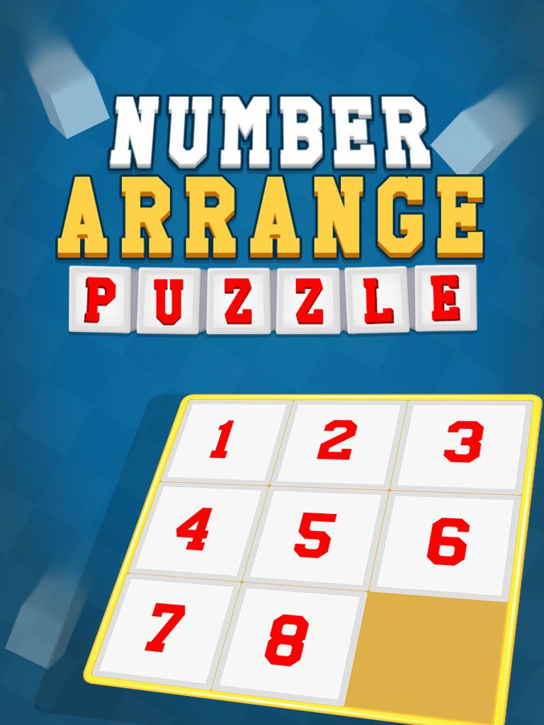 Number Arrange Puzzle Game For Kids And Adults Ios Puzzle