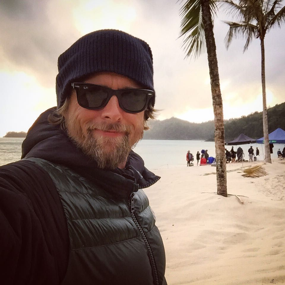 7-21-2015 - That's a wrap on Pirates of the Caribbean: Dead Men Tell No Tales! Thank you #australia #pirates5 (July 21, 2015)