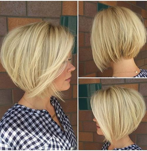 Angled Bob Hairstyles Beauteous Angled Bob Hairstyles 2017 Most Famous Haircuts  Short Hairstyles