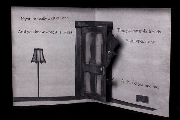 The Babadook Book Google Search Babadook Pop Up Book Classic Horror Movies