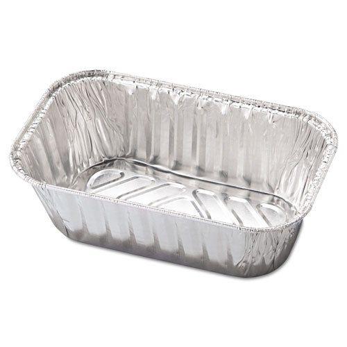 Handi Foil Aluminum Baking Pan 1 Loaf 5 23 32 X 3 5 16 X 2 1