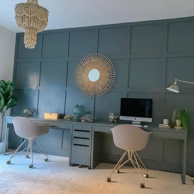 Brusali Desk White 90x52 Cm In 2020 White Desks Desk New Room