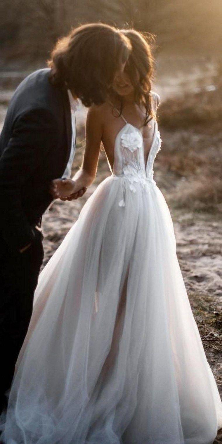 ?20 illusion long sleeve wedding dresses you'll like 20 ...