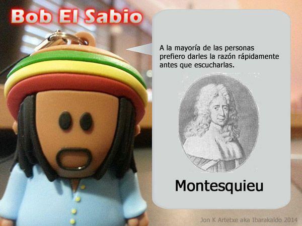 Bob El Sabio. La Razon