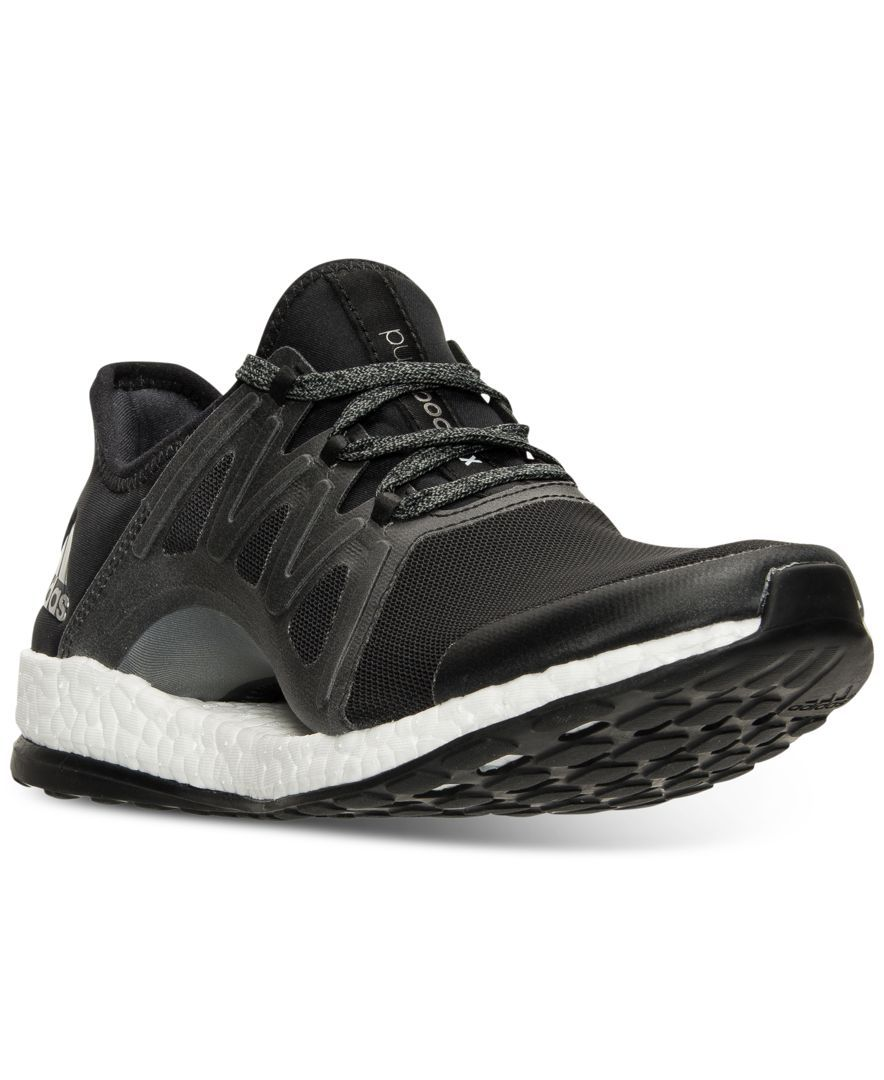 e71ab36f3 adidas Women s Pure Boost Xpose Running Sneakers from Finish Line ...