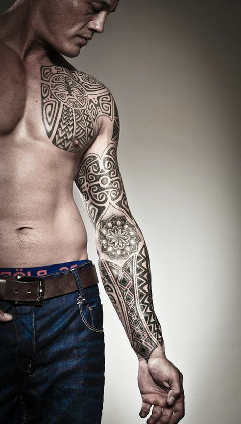 1001 Ideas de tatuajes maories y su significado en la cultura