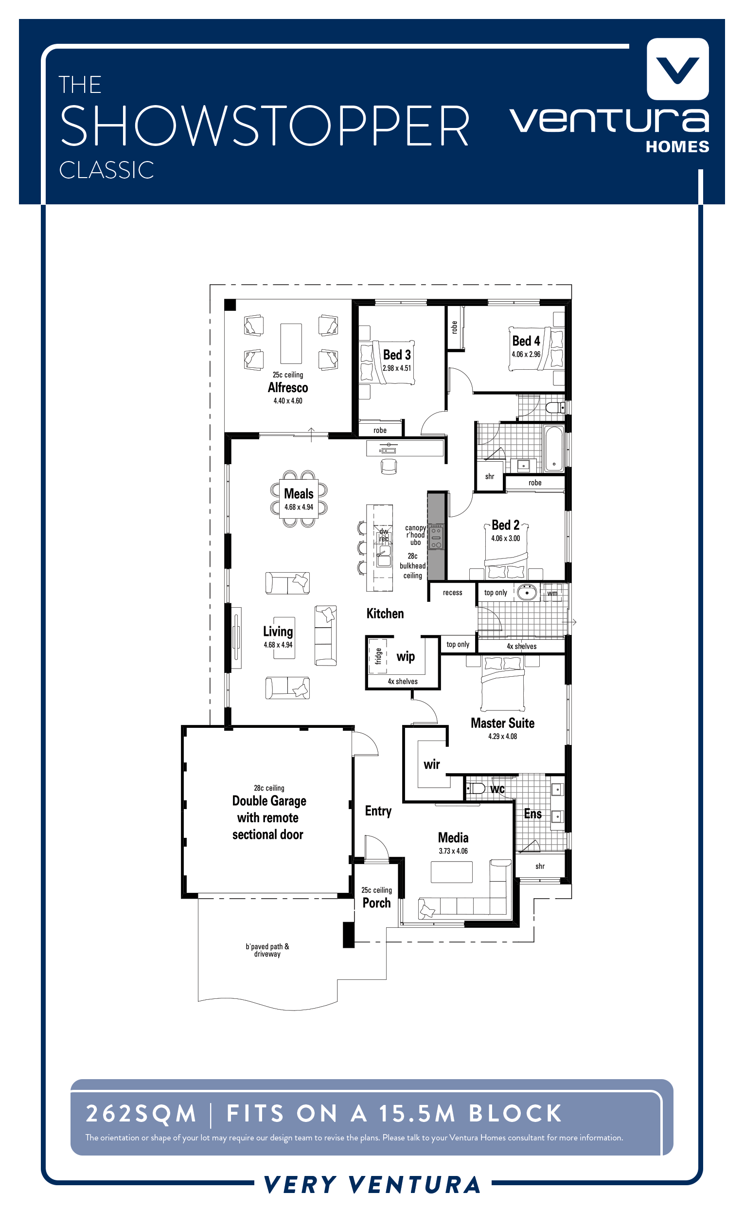 The Showstopper A Stunning Home Design By Ventura Homes Home Design Floor Plans Ventura Homes House Design