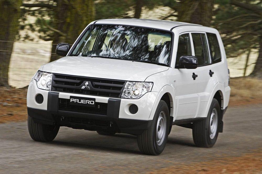 2010 14 Mitsubishi Pajero 4x4s Affected By Takata Airbag Recall 車
