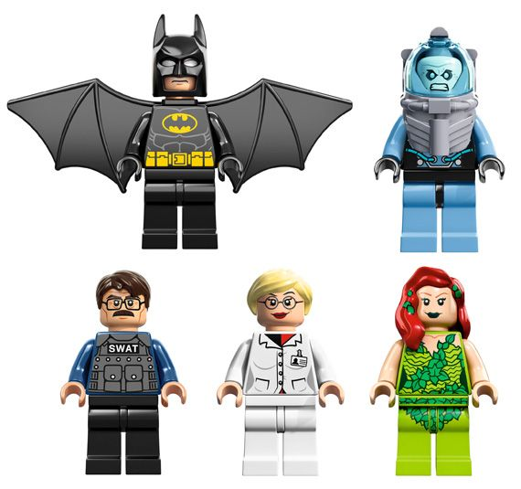 figurine lego batman 2. Black Bedroom Furniture Sets. Home Design Ideas