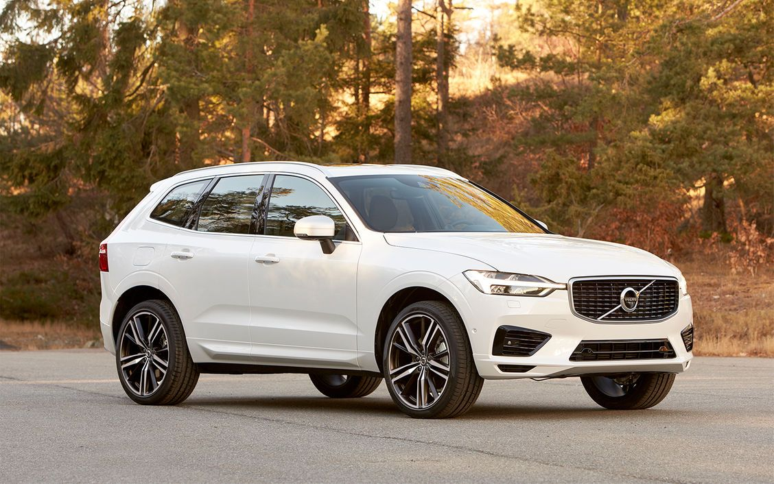 2018 Volvo Xc60 First Look Review Volvo Xc60 Volvo Volvo Xc