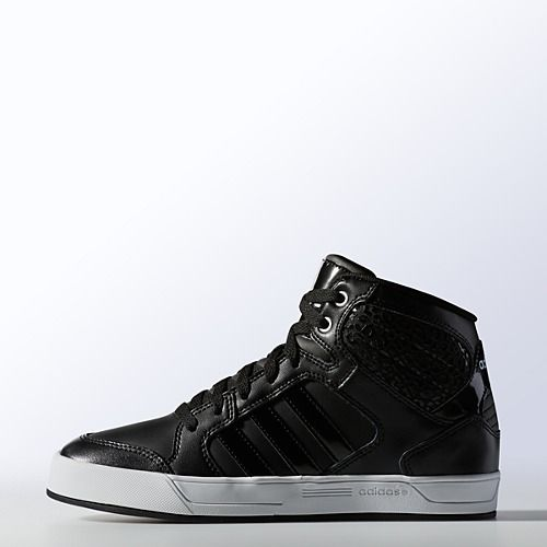 image: adidas BBNEO Raleigh Mid Shoes F76268
