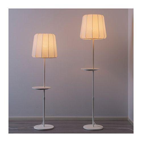 VARV Gulvlampe med trådløs opladn - IKEA | Indretning | Pinterest ...