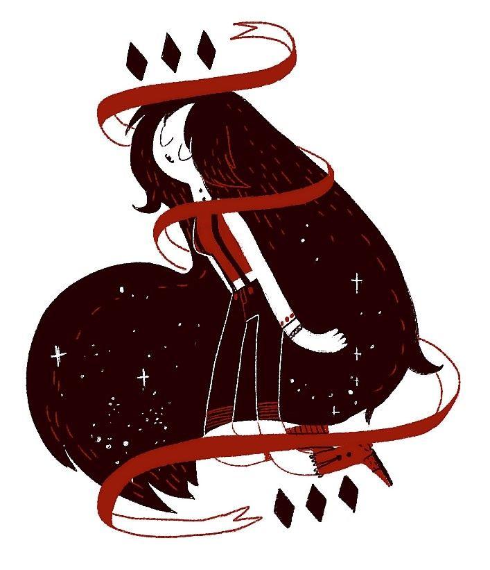 Marceline by imamong on DeviantArt