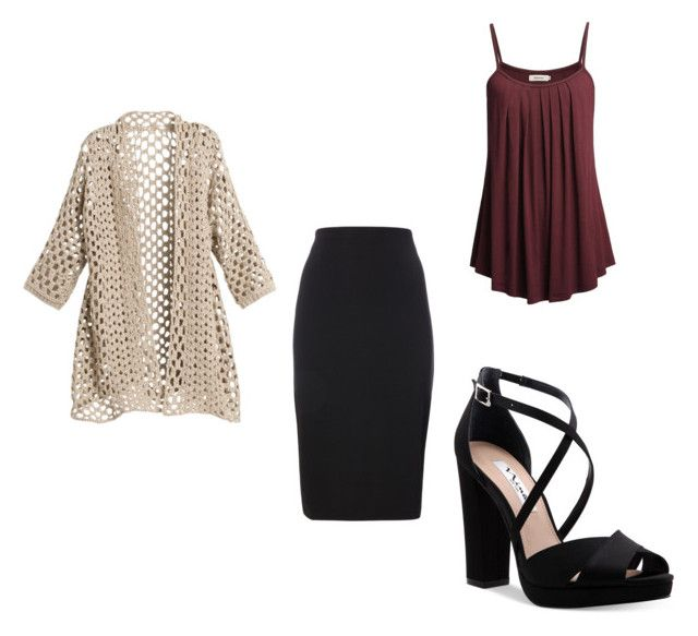 """""""Untitled #16"""" by emilydawnwilson on Polyvore featuring Nina"""