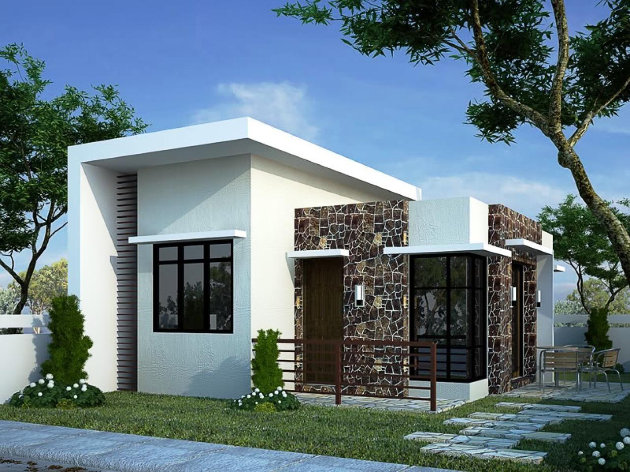 Casas modernas 2018 120 im genes de exteriores e - Imagenes de interiores de casas modernas ...