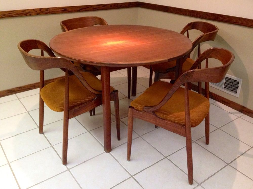 Us 2 100 00 In Antiques Periods Styles Mid Century Modernism Mid Century Chair Mid Century Modern Furniture Danish Mid Century Table