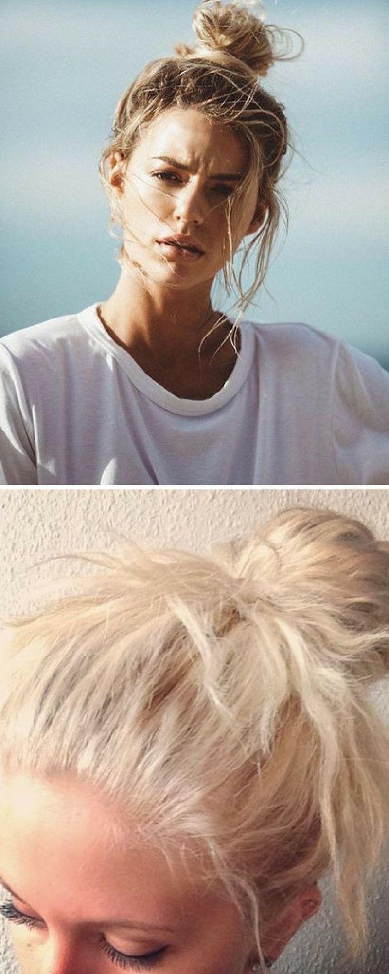 Epingle Sur Cheveux Coiffure