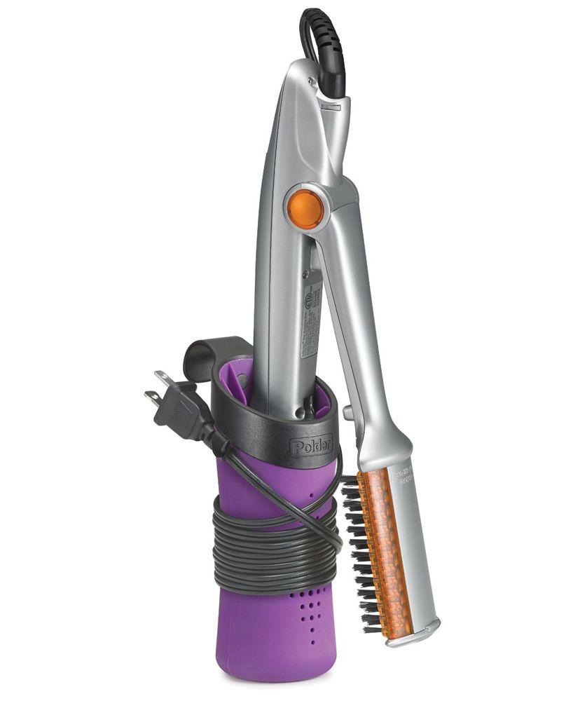 Curling Iron Storage Rack Hot Sleeve In Hair Dryer Holders