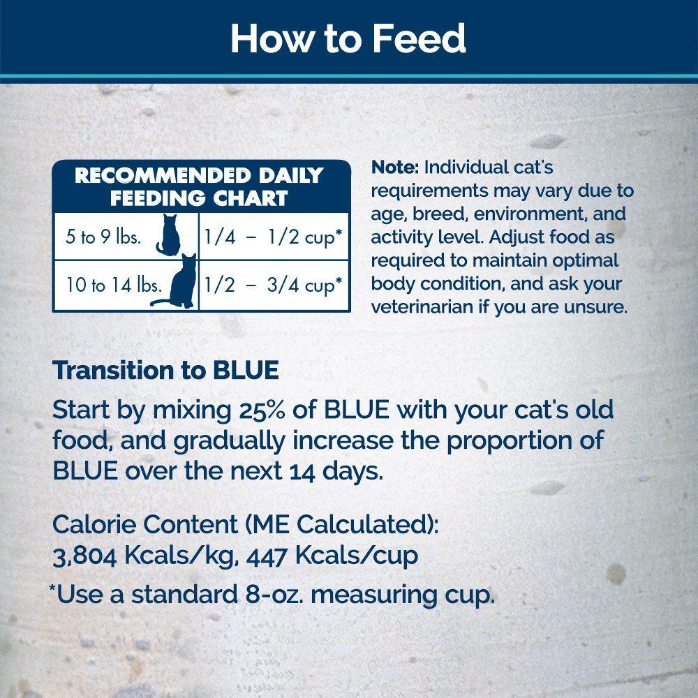 Blue wilderness adult grain free salmon dry cat food 5lb