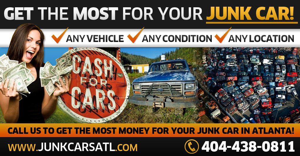 junkfidelity.org presents cash for junk cars in Atlanta. If you ...