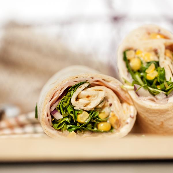 Veja esta receita de Wrap de Peito de Peru. Esta e outras receitas no site Nestlé Cozinhar.