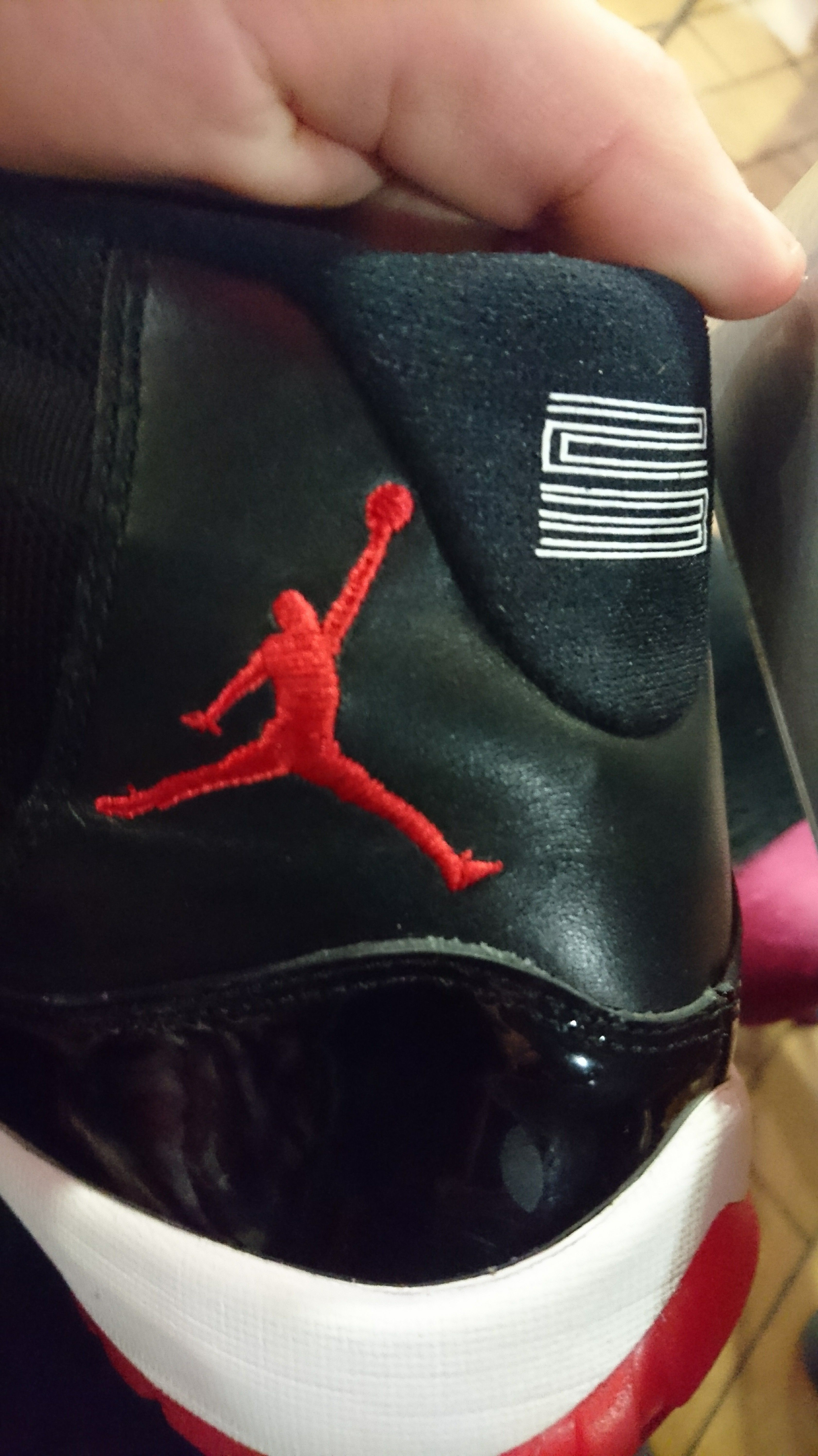 [LC] urgent LC on these Bred 11s please