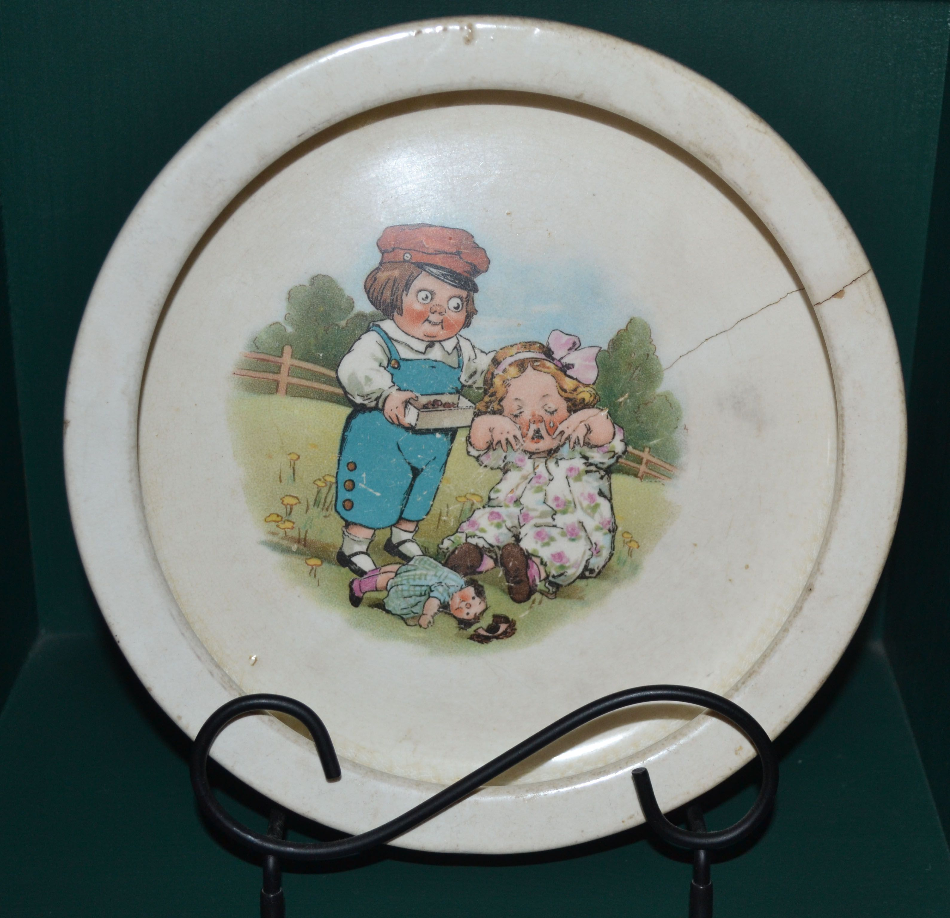 Vintage Baby Dishes 74