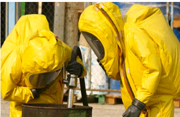 The 40 Hour HAZWOPER Training is required for OSHA