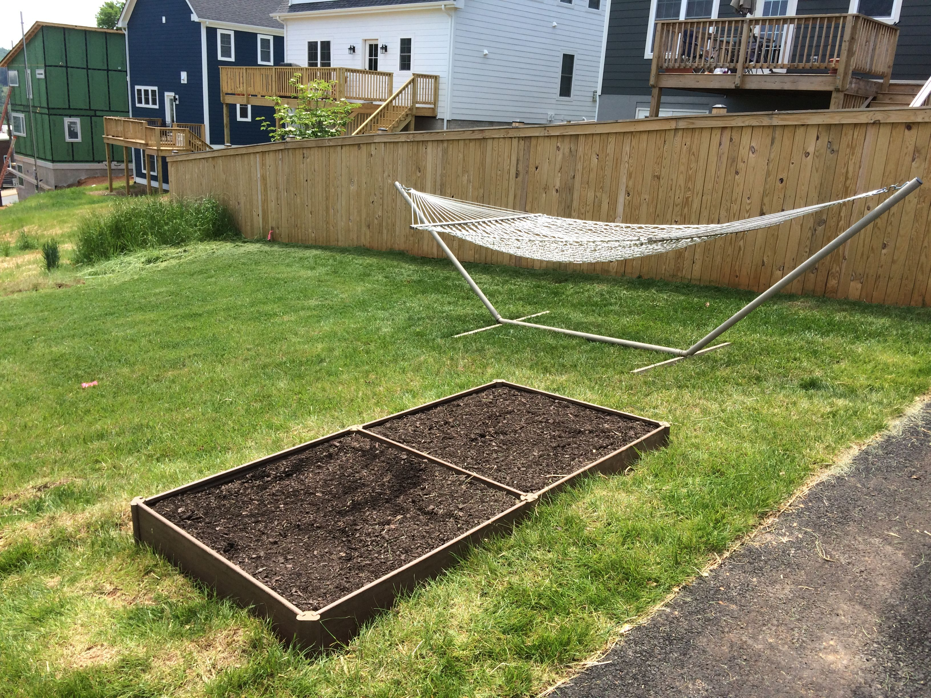 The Planter Boxes Required About 6 Bags Of 2 Cu Ft Dirt Each I Bought Garden Soil From Lowes On Sale For About Buy Garden Outdoor Furniture Sets Outdoor Decor