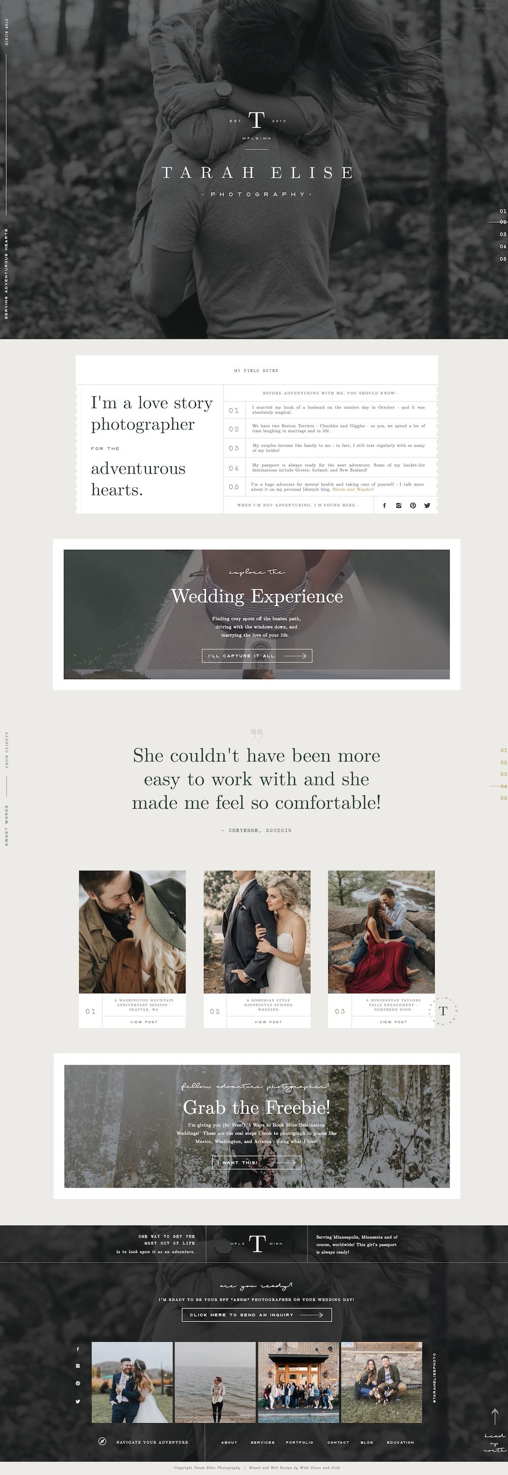 Pin By Megan Garwood Web Developer On Re Design Beautiful Web Design Web Design Custom Website Design