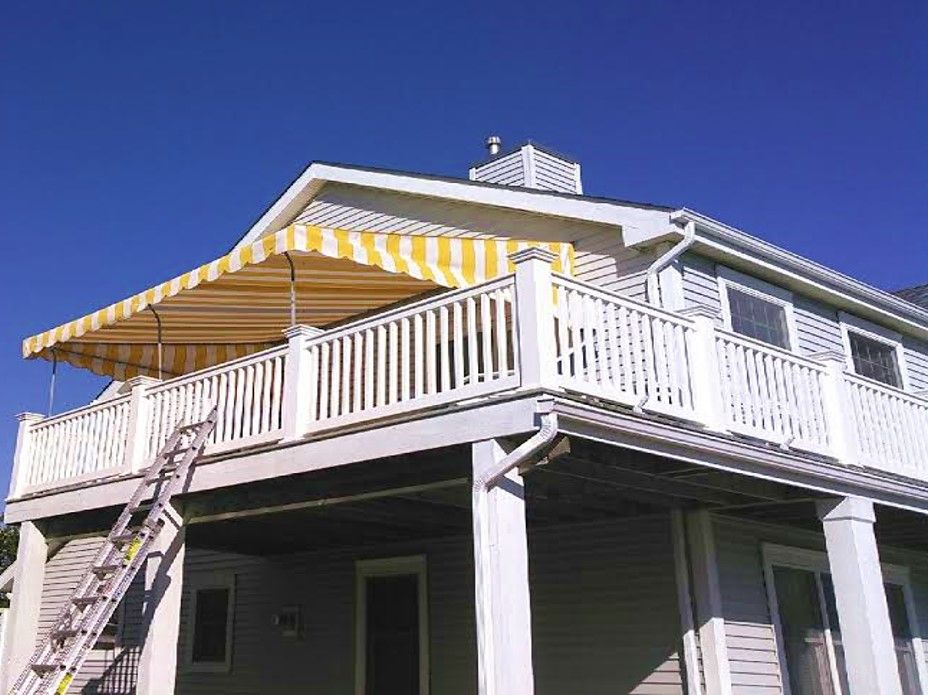 New Canopy Install By Bill S Canvas Shop House Styles Canopy Mansions